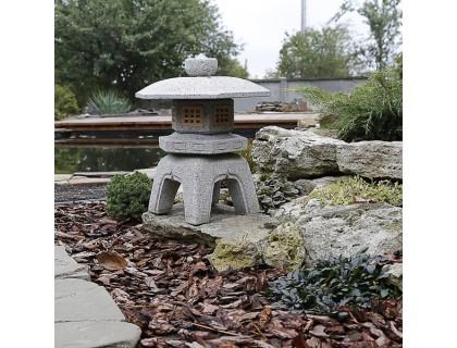 О японских каменных фонарях