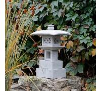 Японский декоративный фонарь из гранита